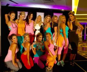 Lot of housewives in this Brick Betty fashion show too.....