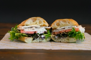 East Hampton Sandwich Company has award winning sandwiches.