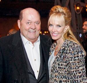 Richard and Nancy Rogers. File photo