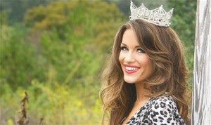 Betty Cantrell. Photo courtesy of Miss America organization.