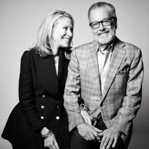 Cindy and Howard Rachofsky. Photo by Bradley Agather Means.