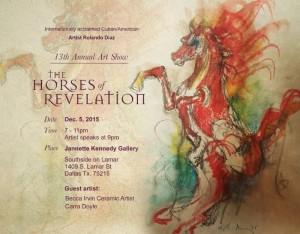 Ro Art Show Horses