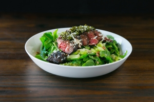 Steak Salad from Smoke