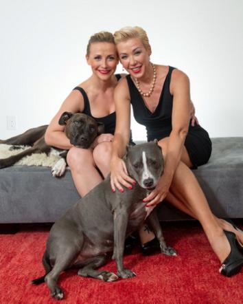 Co-Founders Ewa and Eva.