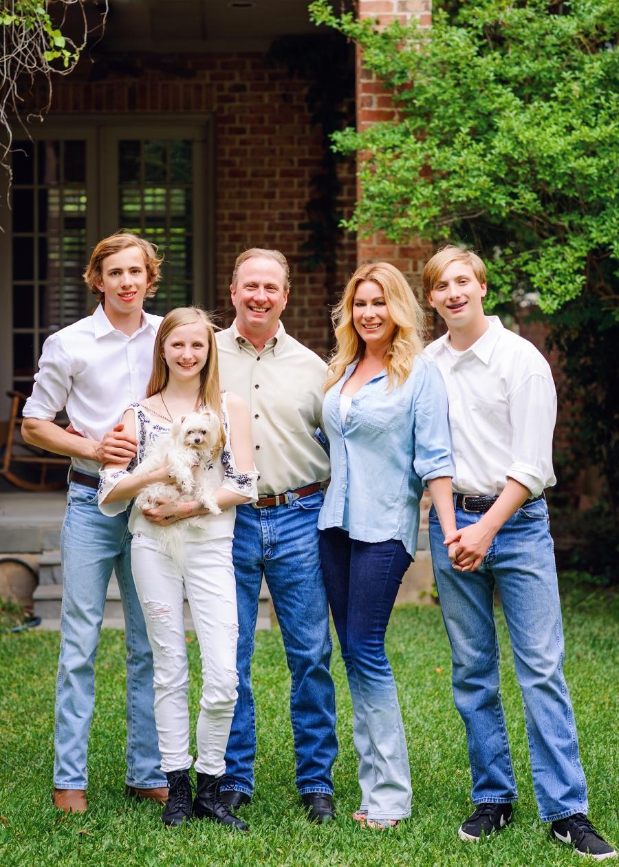 The Miller Family-166
